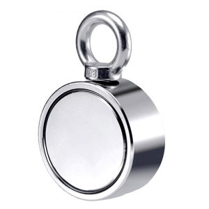 Uolor Double Side Round Neodymium Fishing Magnet