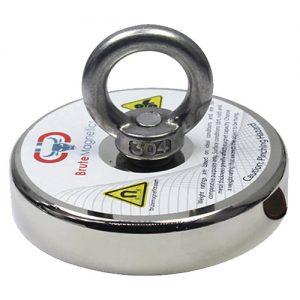 Brute Magnetics 880 Lbs Pulling Force Fishing Magnet