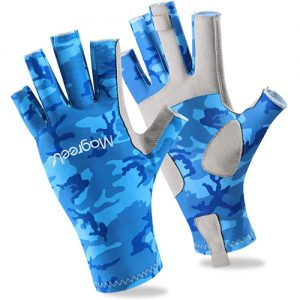 Magreel UV Protection Fishing Gloves for Outdoor Fishing