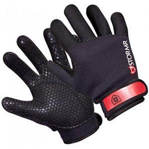 Stormr Strykr Neoprene Gloves Heavy Duty Excellent for Magnet Fishing