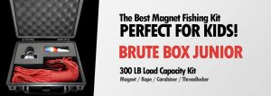 The Perfect Magnet Fishing Kit for Kids: The Brute Box Junior