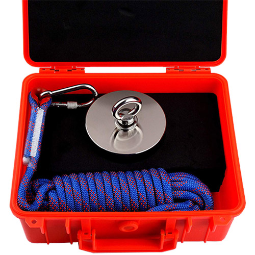 MUTACTOR 1300LB Heavy Duty Complete Magnet Fishing Kit