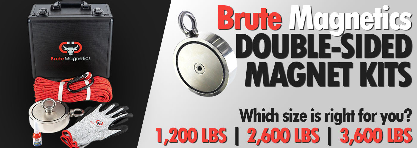 Brute Magnetics Double Sided Neodymium Magnet Kits Review